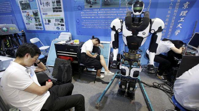 Inilah Robot yang Dapat Menyelamatkan Cadangan Air di Seluruh Dunia