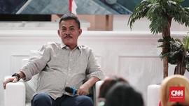 Prasetio Edi Marsudi Kembali Ditunjuk Sebagai Ketua DPRD DKI