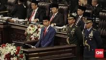 Jokowi Sebut Corona Lompatan Besar RI Jadi Negara Maju