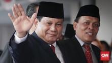 Prabowo Subianto: Aku dari Kecil Ingin Bintang Empat