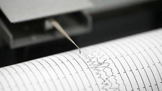 Gempa M 4,3 Guncang Dompu NTB, Tak Berpotensi Tsunami