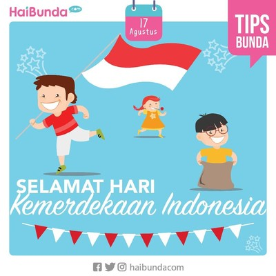 Info Penting Sebelum Anak Ikut Lomba 17 Agustus
