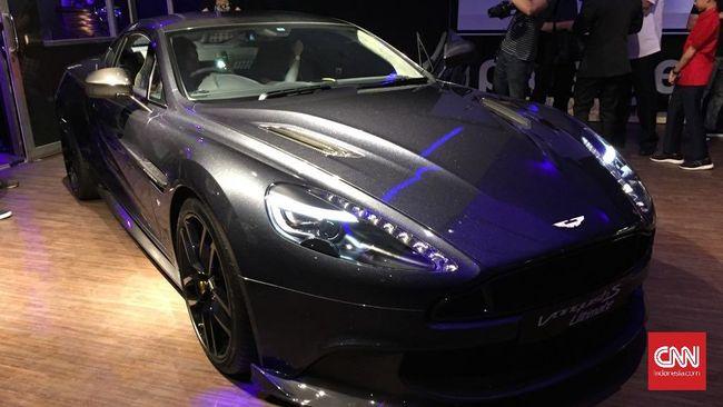 Vanquish S Ultimate merupakan model pamungkas yang menandai berakhirnya produksi model bermesin naturally aspirated Aston Martin.