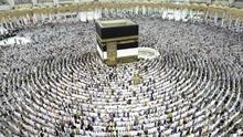 Saudi Larang Jemaah Haji Sentuh Kakbah dan Hajar Aswad