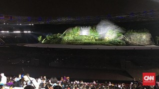 Deretan Artis di Upacara Pembukaan Asian Games 2018