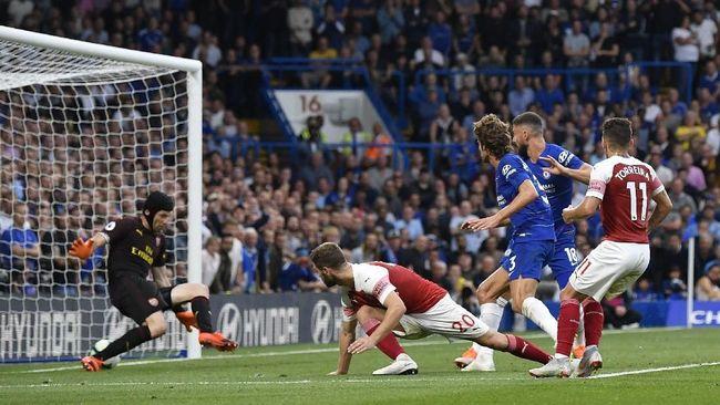 Liga Inggris Pekan ke-23 bakal mempertemukan Arsenal vs Chelsea yang sama-sama berhasrat meraih kemenangan. Berikut fakta menarik Arsenal vs Chelsea.