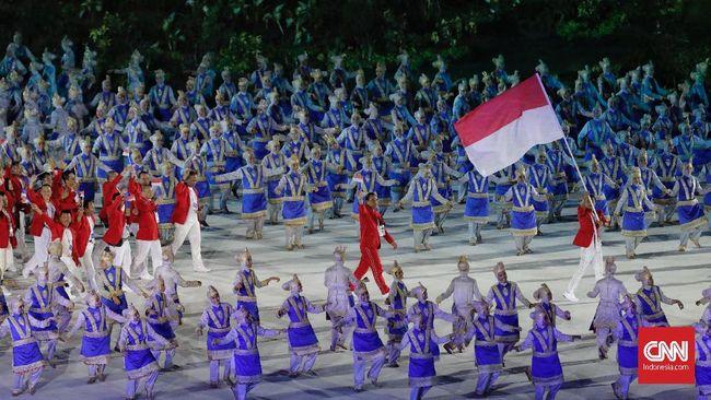Indonesia mengajukan diri sebagai calon tuan rumah Olimpiade 2032 melalui surat Presiden Republik Indonesia Joko Widodo kepada Presiden IOC Thomas Bach.