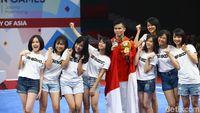 Permalink to Dapat Medali Perak Asian Games, Marvelo: Ini untuk Masyarakat Indonesia