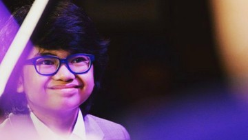 Joey Alexander, Pianis Cilik Berbakat di Opening Asian Games 2018