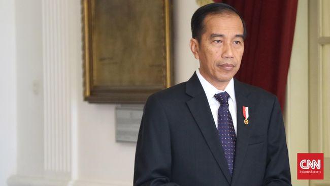 Jokowi Kaget, Tak Percaya Ada Guru Bergaji Rp300 Ribu