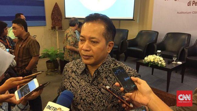 Politikus Gerindra Ferry Juliantono menilai merosotnya nilai rupiah disebabkan karena kebijakan ekonomi yang salah dan nafsu Jokowi untuk maju lagi di Pilpres.