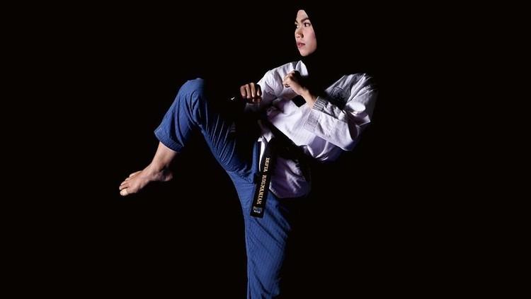 Ini cerita atlet taekwondo Indonesia Defia Rosmaniar yang menyabet medali emas di Asian Games 2018 tentang ayahnya. Bagi Defia, sang ayah adalah motivasinya.