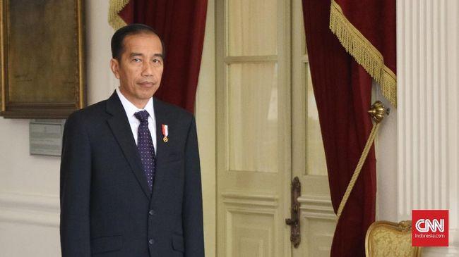 Jokowi Sudah Kirim Surpres Revisi UU KPK ke DPR