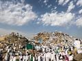 Jemaah Haji Wukuf di Arafah, Khotbah Diterjemahkan 10 Bahasa