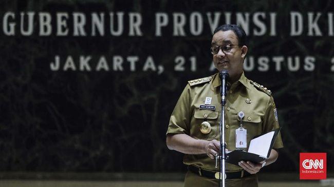 Menurut Gubernur DKI Jakarta Anies Baswedan jika muda-mudi ibu kota banyak yang tidak lulus SMA maka mempersulit memperoleh lapangan pekerjaan.