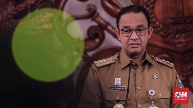 Pemprov DKI mengklaim 31 hasil kerja dalam setahun masa kepemimpinan Gubernur DKI Jakarta Anies Baswedan, dan beberapa di antaranya merupakan janji kampanye.