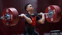 Sebelum Berburu Poin Olimpiade, Eko Yuli Dkk Turun Di Kejurnas Angkat Besi