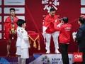 Jokowi: Indonesia Jangan Meleset di Bawah Target Medali