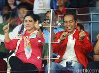 Beredar 'meraih Bintang' Asian Games Jadi Lagu Kampanye Jokowi
