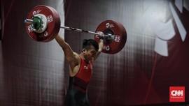 Pelatih Raisa dan Isyana Dukung Langsung Lifter Indonesia