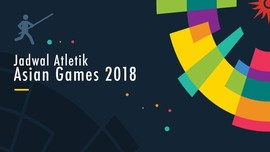 Jadwal Lengkap Atletik di Asian Games 2018