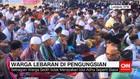 Korban Gempa Rayakan Idul Adha di Pengungsian