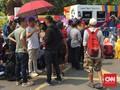 Tiket Asian Games 2018 Habis, Penonton Setia Antre