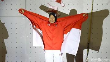 Arti Keluarga bagi Aries Susanti Rahayu, si 'Spiderwoman' Indonesia