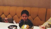 <p>Siapa yang mau makan mi bareng Danish? (Foto: Instagram @danisharsenio)<br /><br /></p>