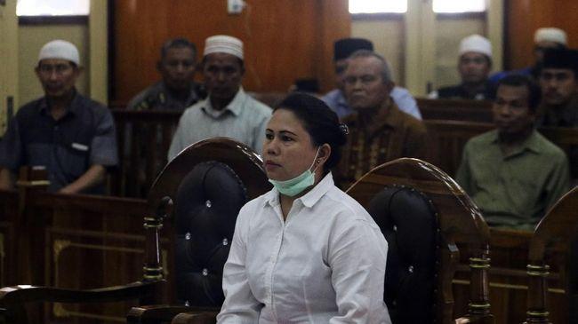 Kabiro Hukum MA mengonfirmasi salah satu hakim PN Medan yang terjaring OTT KPK adalah yang memimpin majelis hakim pemberi vonis penistaan agama pada Meiliana.