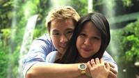 <p>Langgeng terus ya Marcus Gideon dan Agnes. (Foto: Instagram/ @marcusfernaldig) </p>