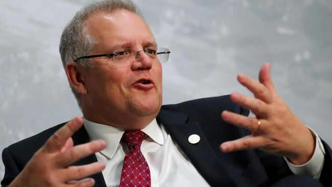 Morrison yang terpilih menjadi Ketua Partai Liberal menggantikan Turnbull pernah menjadi artis cilik dan bintang iklan di televisi.