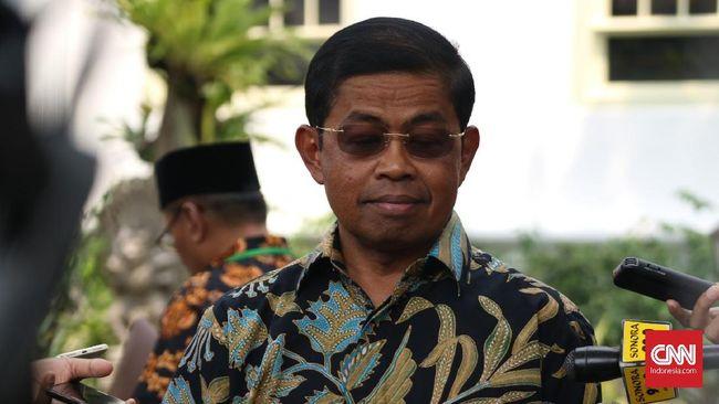 Ketua Koordinator Bidang Kepartaian Partai Golkar Ibnu Munzir menyatakan penunjukkan pengganti Idrus harus disetujui Ketua Umum Airlangga Hartarto.