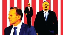 INFOGRAFIS:  Barisan PM Australia dalam Satu Dekade