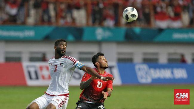 Di antara 25 pemain tim Garuda yang ikut laga tandang pertama di Kualifikasi Piala Dunia, ada delapan pemain yang berpengalaman di laga UEA vs Indonesia.