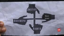 Negosiasi Soal Kewarganegaraan Rohingya Masih Buntu