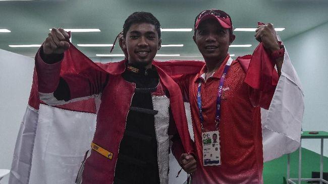 Cabang Menembak Sumbang Medali Perak di Asian Games 2018