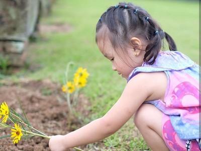 8 Foto Ini Buktikan Putri Ruben Onsu Anak yang Mandiri