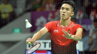 Manfaat Main Badminton: Tubuh Six Pack bak Jonathan Christie