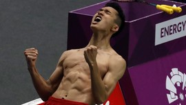 Temui Jokowi, Atlet Medali Emas ke Istana Naik TransJakarta