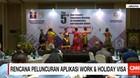 Rencana Peluncuran Aplikasi Work & Holiday Visa