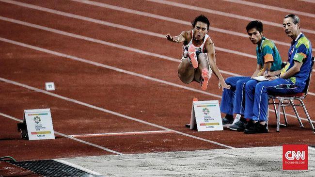 Maria Londa telah melompat jauh dalam perjalanan kariernya. Kini ia jadi salah satu atlet terbaik yang dimiliki Indonesia.