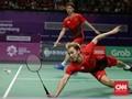 Kevin/Marcus dan Greysia/Apriyani ke Semifinal China Terbuka