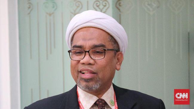 Tenaga Ahli Utama KSP Ali Mochtar Ngabalin menanggapi pernyataan capres Prabowo Subianto yang menyebut Rp11 ribu triliun uang WNI berada di luar negeri.