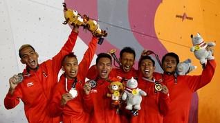 Orang Tua Nyaris Pingsan Lihat Anak Raih Emas Asian Games