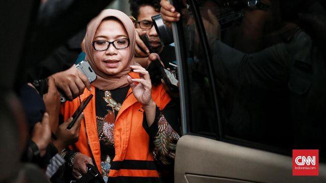 Eni mengatakan uang sisa korupsi proyek PLTU Riau-1 sebanyak Rp2 miliar menjadi tanggung jawab Partai Golkar untuk mengembalikan ke KPK.