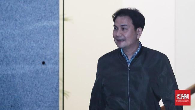 KPK Tahan Azis Syamsuddin di Rutan Polres Jaksel