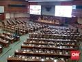 PSBB Total, Rapat DPR Maksimal Dihadiri 20 Persen Anggota