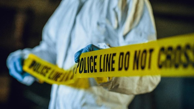 Perampokan SPBU, Polisi Geledah Rumah 2 Istri 'Orang Dalam'