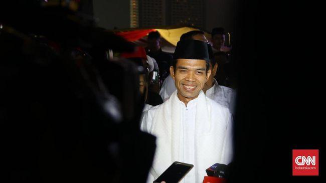 Wakil Ketua Komisi Dakwah Majelis Ulama Indonesia (MUI), Fahmi Salim mengatakan masyarakat tak perlu memperkaraka substansi ceramah UAS.